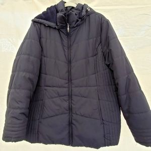 St. John's Bay like new ski jacket PLUS SIZE 2x